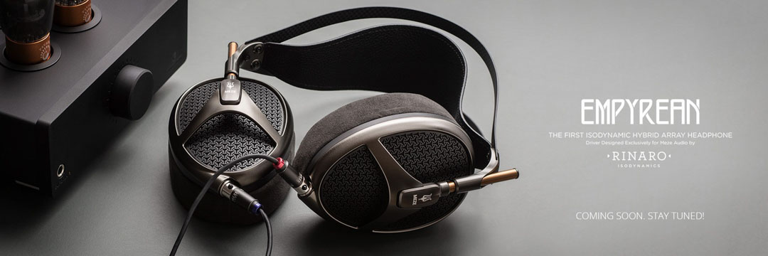 RMAF 2018 – A New Flagship: Meze Empyrean – The First Isodynamic Hybrid Array Headphone