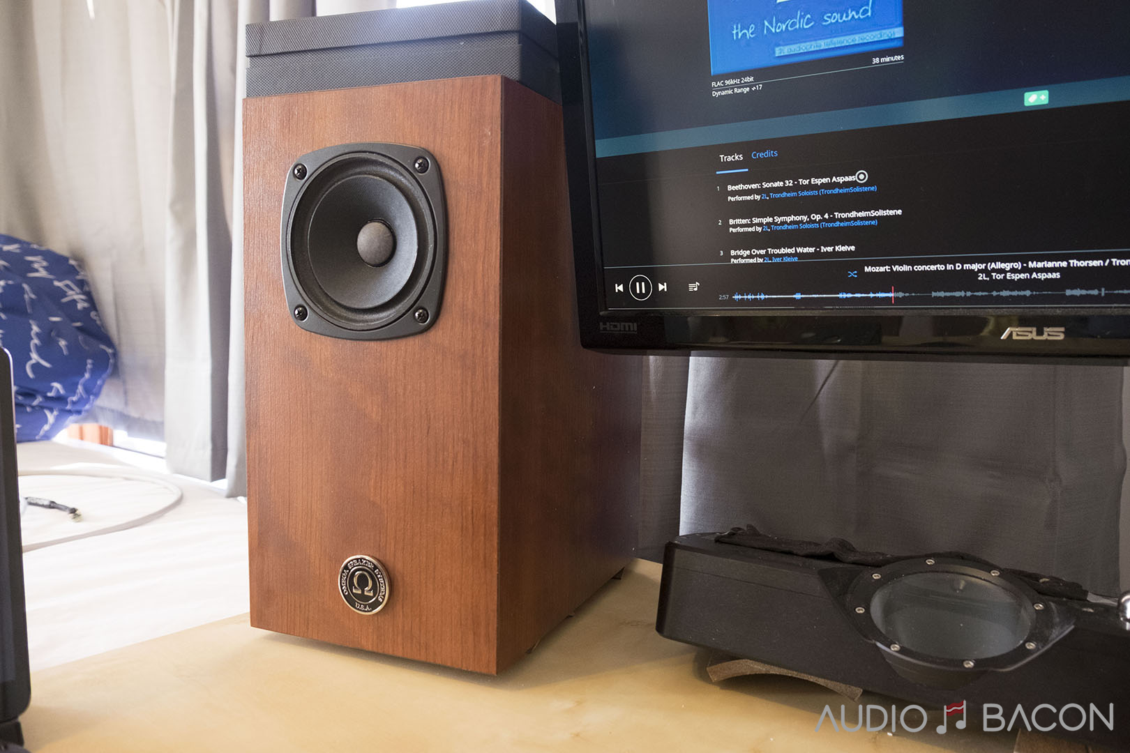 Omega SUPER 3i Loudspeakers and deepOMEGA 8 Subwoofer Review