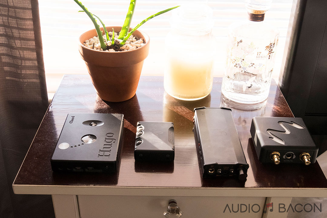 $500 Portable DAC/Headphone Amps – iFi Micro Black Label vs. W4S uDAC-HD vs. Chord Mojo