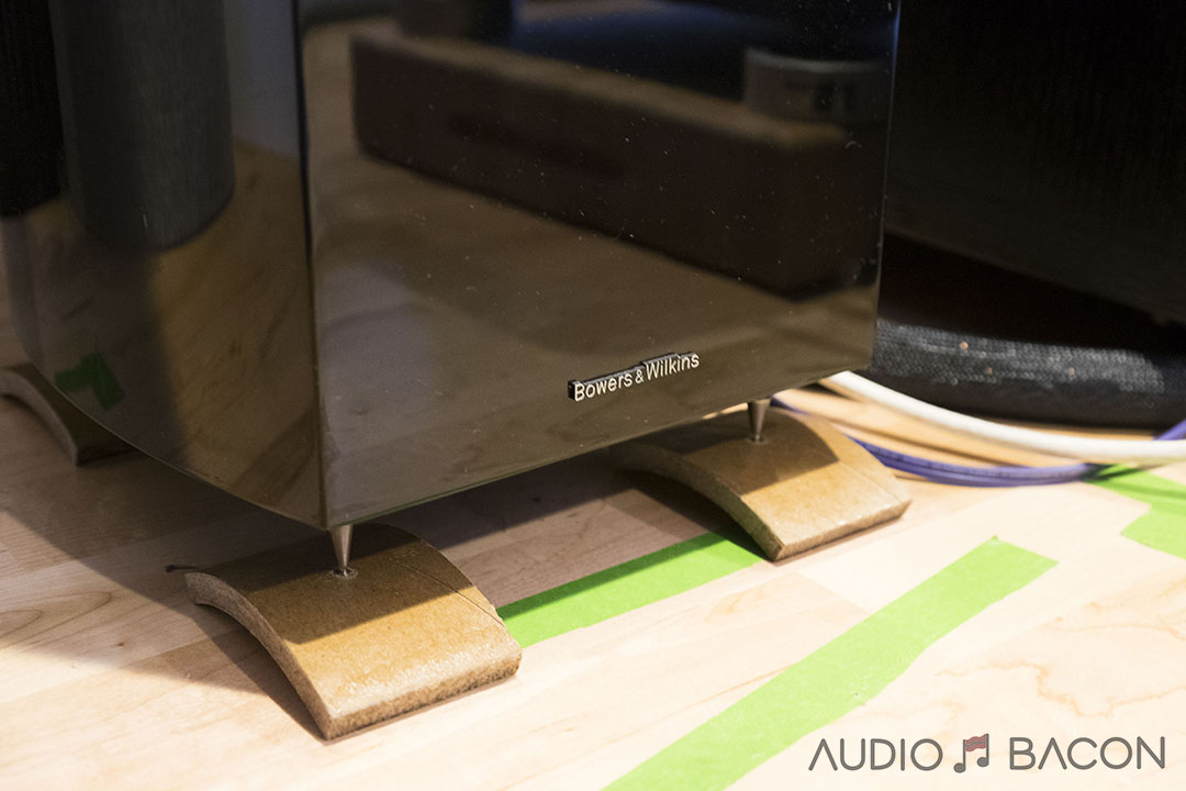 Gingko Audio ARCH Vibration Control Platforms Review
