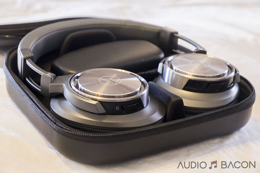 Audio-Technica ATH-DSR9BT Bluetooth Headphone Review