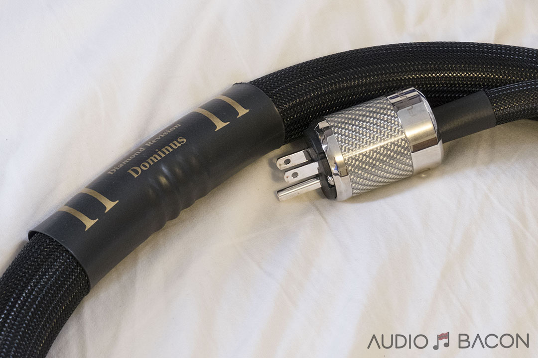 Purist Audio Design Diamond Edition Dominus AC Power Cord Review