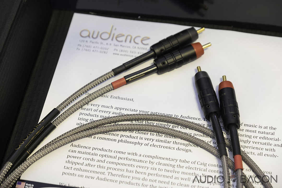 Audience Au24 SX Analog RCA Interconnect Review – A Quest for the Best