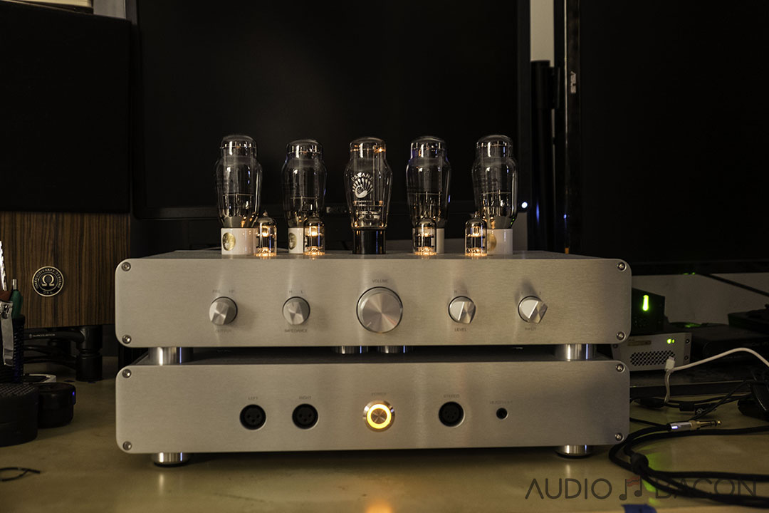 Woo Audio WA33 Fully Balanced Headphone and Pre Amplifier Review