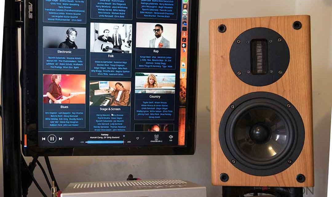 Aurum Cantus Leisure 2 SV MKⅡ Loudspeaker Review
