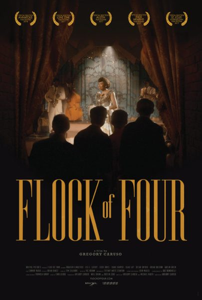 Music in Movies: Flock of Four Trailer