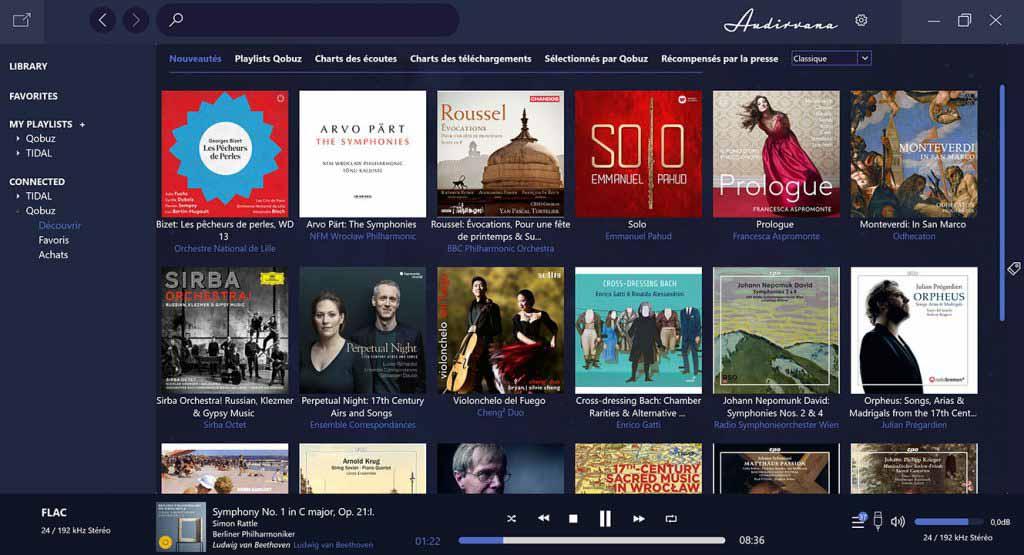 World Premiere of Audirvana Plus for Windows 10 – High End Munich