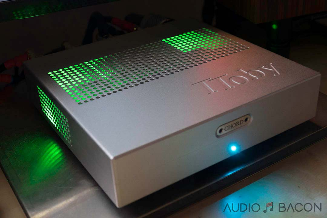 Chord Electronics TToby Stereo Power Amplifier – Compact Without Compromise