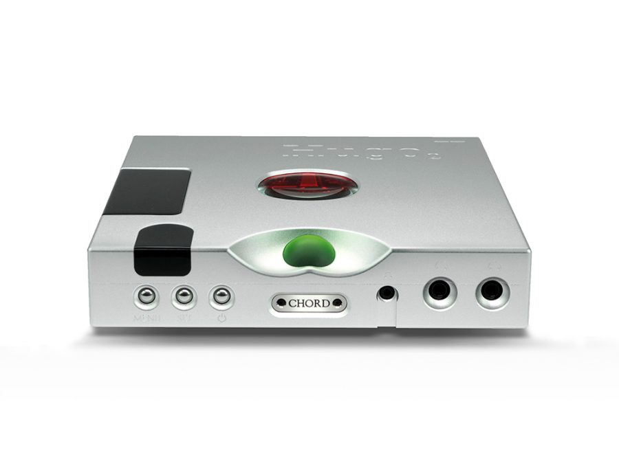Just Arrived: Chord Hugo TT 2 & Chord Étude Stereo Amplifier