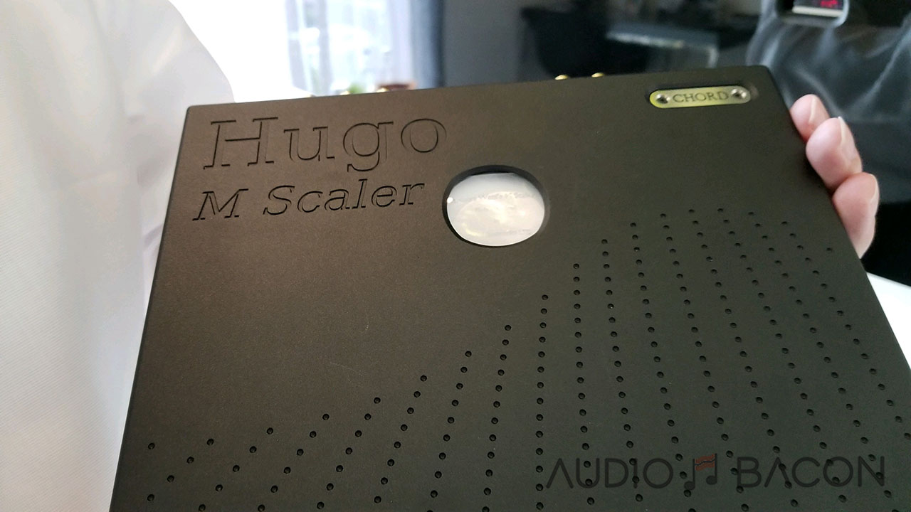 The Chord Electronics Hugo M Scaler – Your Prayers Have Been Answered