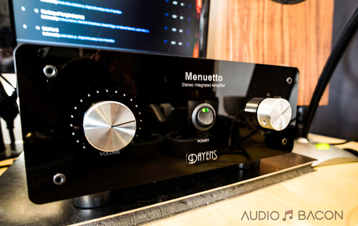 Dayens Menuetto Stereo Integrated Amplifier – A Magnificent Gem