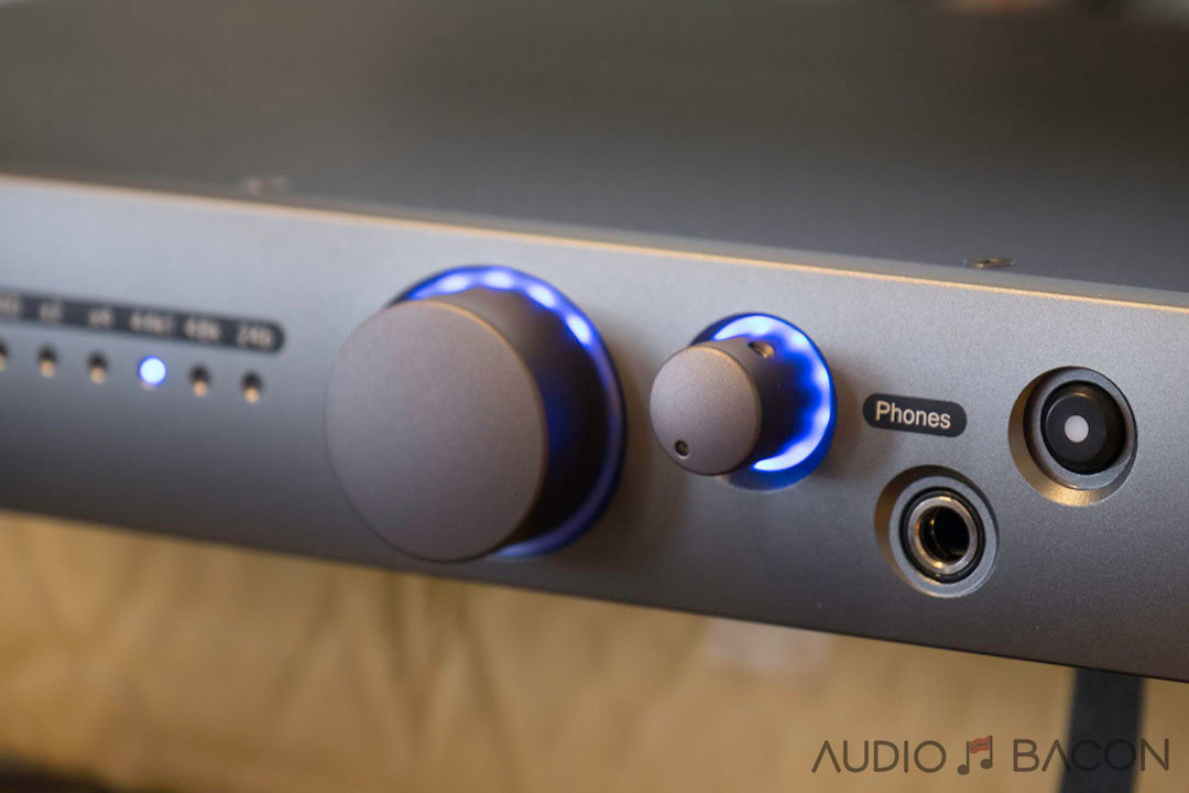 Quick Bits: Prism Sound CALLIA USB DAC and Pre-Amplifier