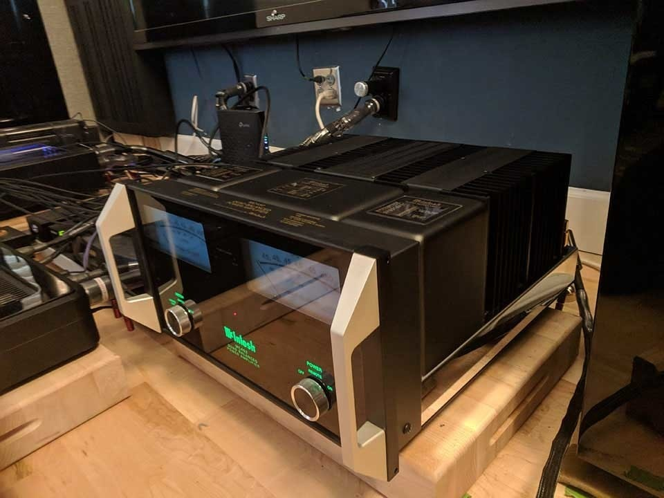 Parasound Halo JC 5 Stereo Amplifier Review – A 400-Watt BEAST