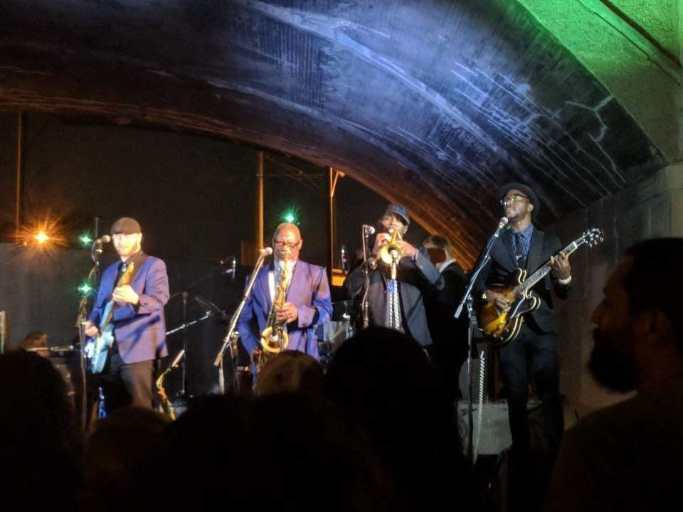 A Night of Jazz & Blues – Karl Denson's Tiny Universe