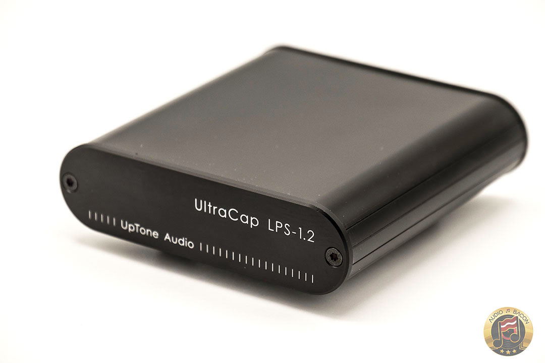 UpTone Audio UltraCap LPS-1.2 – Out the Gate Musicality