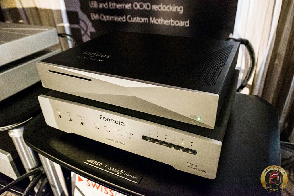 RMAF 2018 – Innuos Statement vs  ZENith Mk 3 Music Servers – Audio Bacon