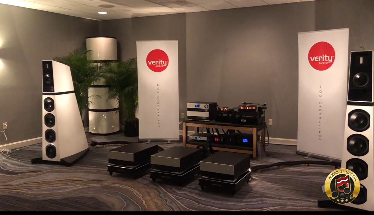 RMAF 2018 – World Premiere of Verity Audio's $1,000,000 Monsalvat System