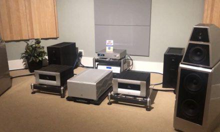 The Wilson Audio Sasha DAW Debut Report at Audio Element