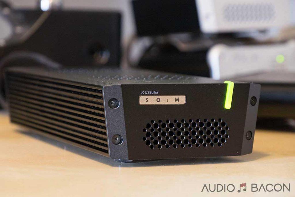SOtM tX-USBultra USB Regenerator Review – The Ultimate Digital