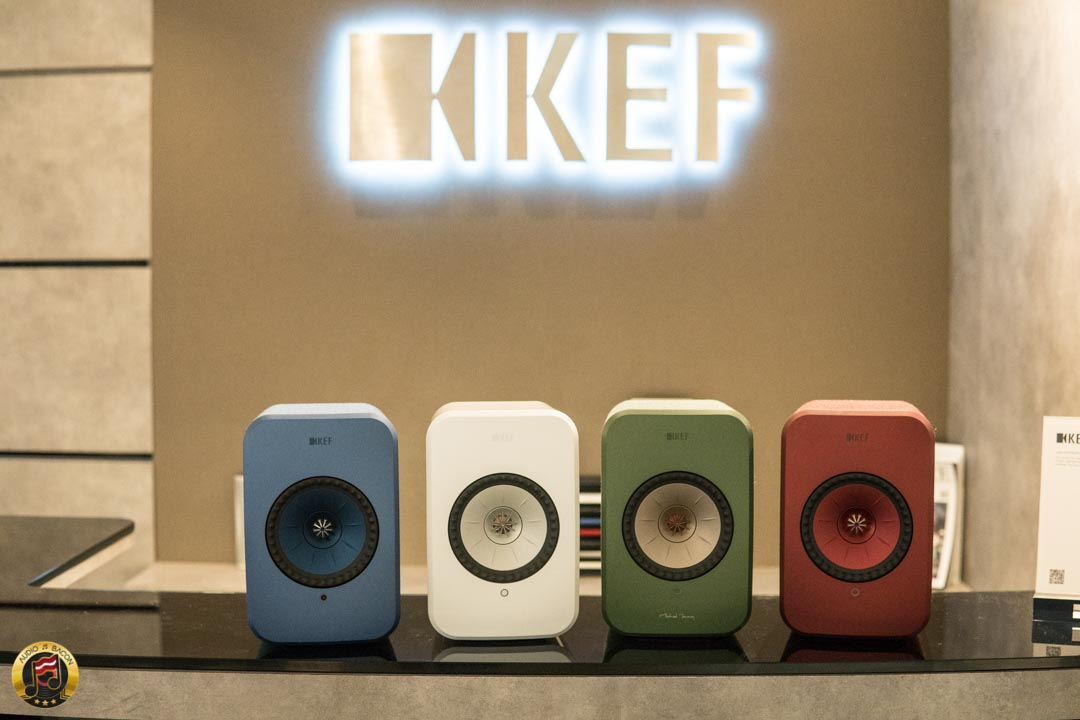 KEF LSX vs. KEF LS50 Wireless Speakers – Hear the Difference