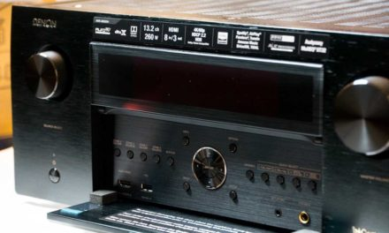 Denon 13.2-Channel Flagship AVR-X8500H Receiver Review – An Audiophile's Take