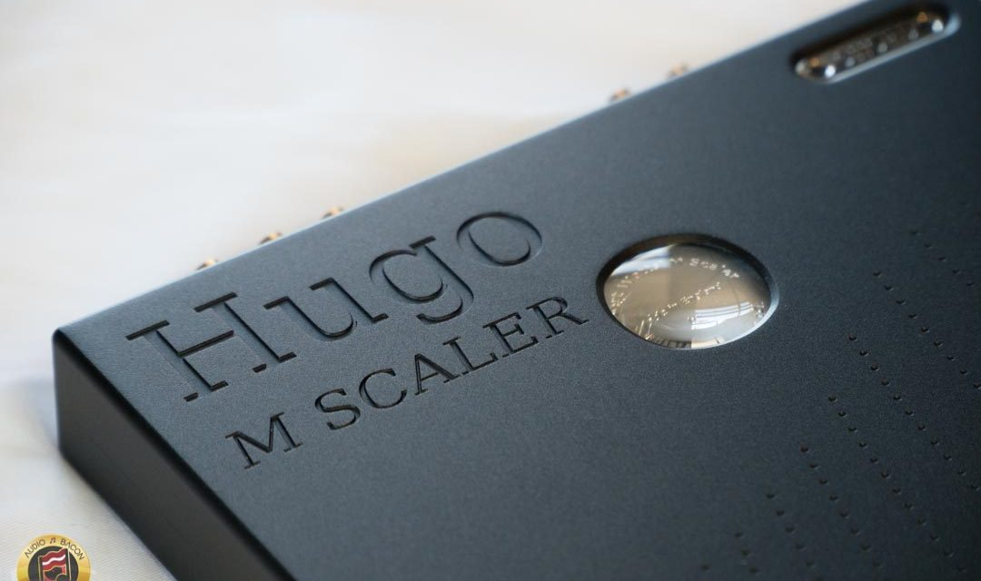 Unboxing the Chord Electronics Hugo M Scaler