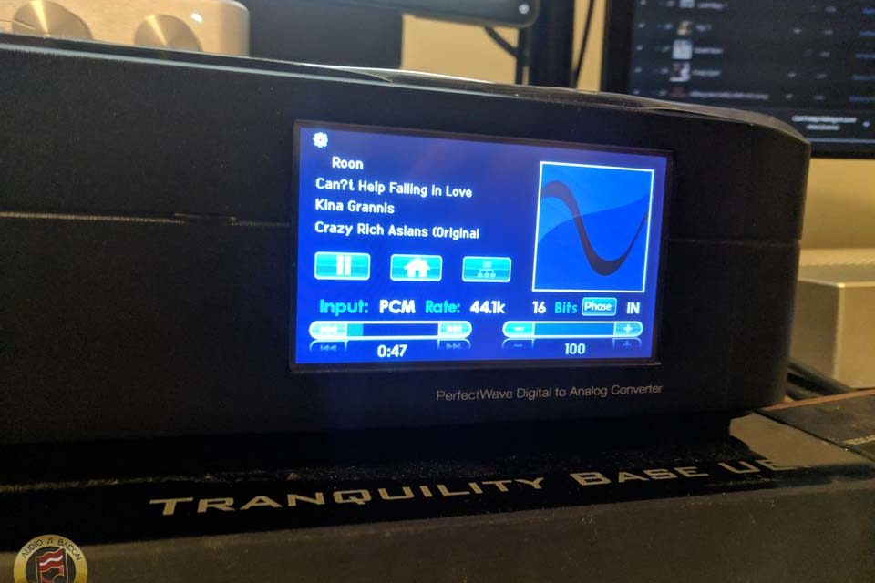 PS Audio DirectStream DAC – Playing in Snowmass