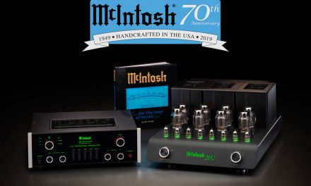 McIntosh to Celebrate Its 70th Anniversary with a Special Limited Edition Commemorative System