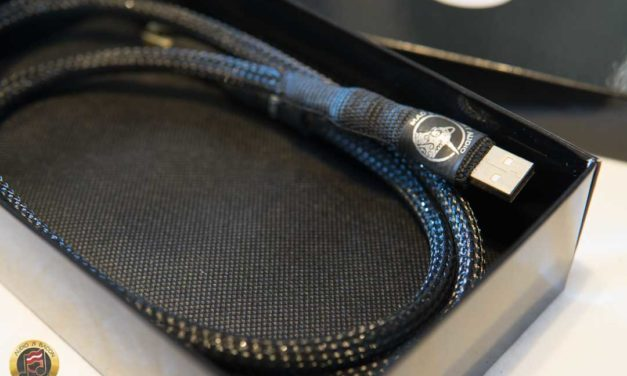 Mad Scientist Audio – Black Magic USB Cable
