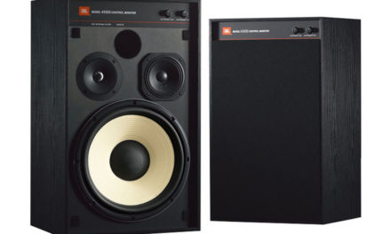 JBL by HARMAN Introduces JBL 4312G Studio Monitor at CES 2019