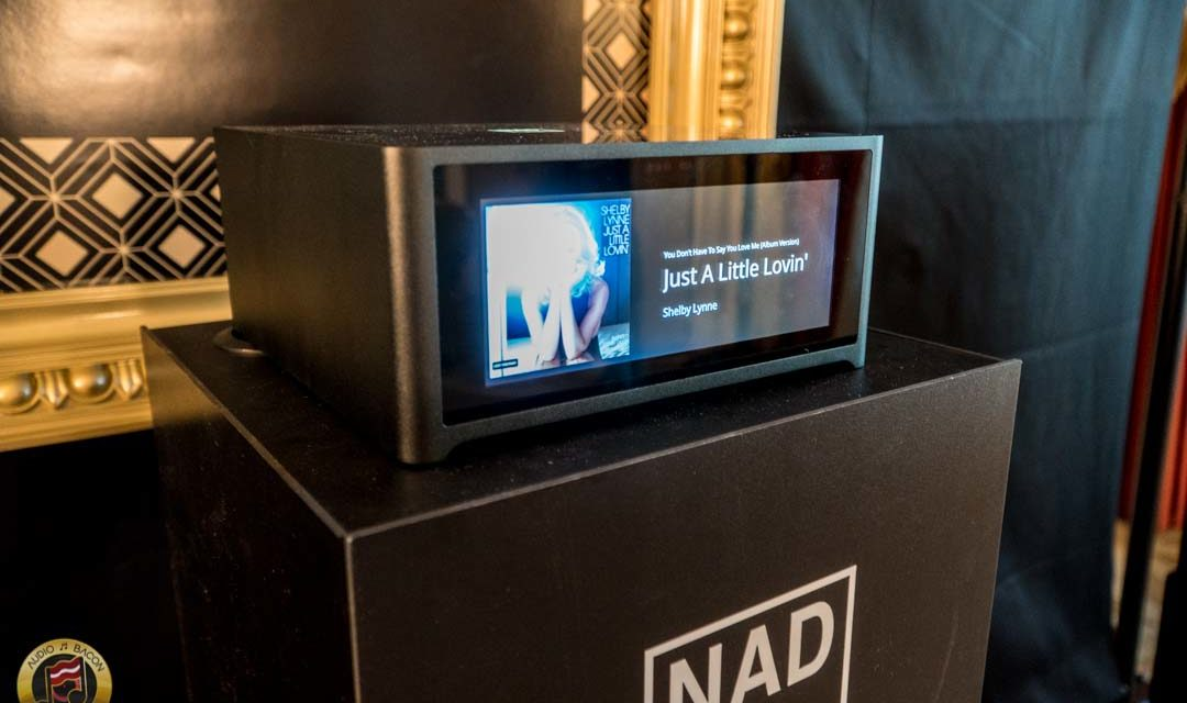 First Listen – NAD Masters M10 Streaming Amplifier