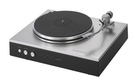 Luxman PD-151 Belt-Drive Turntable to Attract the Masses