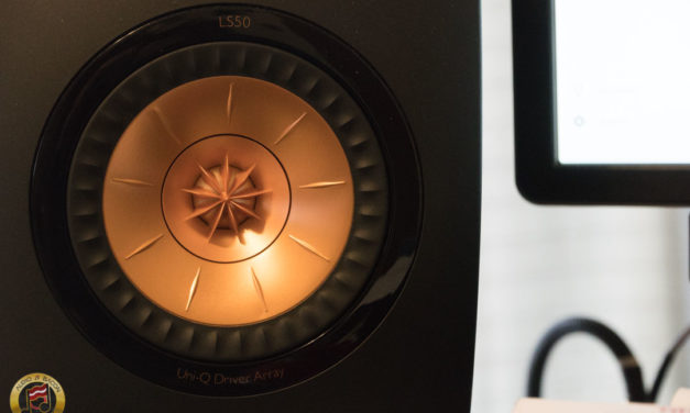 KEF LS50 Mini Monitor Review – Quick Bits