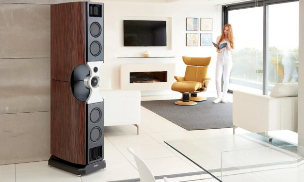 The Loudspeaker You'll Never Hear – The PMC fenestria