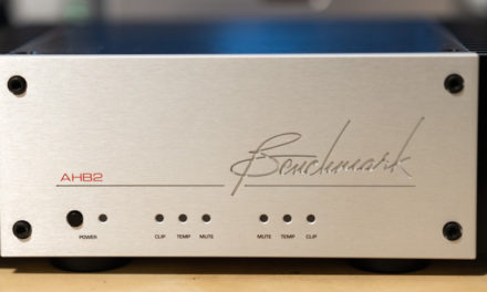 Benchmark AHB2 Stereo Power Amplifier Review
