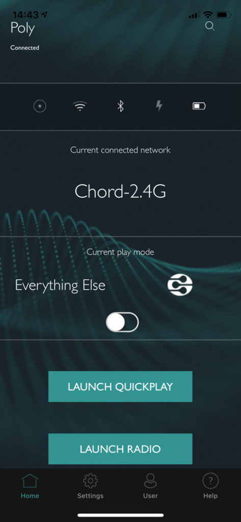 Chord Electronics Poly 2 Firmware – Tidal, Qobuz, and Roon – Audio Bacon
