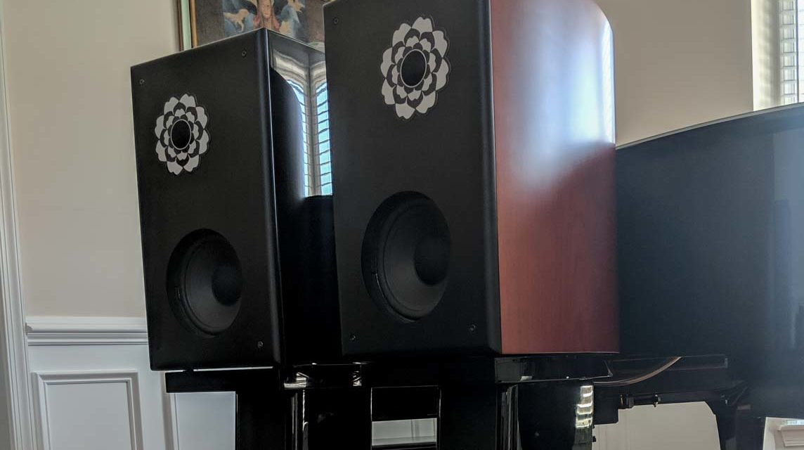AXPONA 2019 – Gingko Audio's New Clarissa LE Speakers