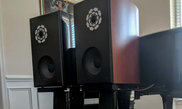 AXPONA 2019 – Gingko Audio's New Clarissa LE Speakers