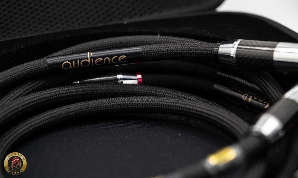 audience frontrow audio cables review audience frontrow audio bacon. Black Bedroom Furniture Sets. Home Design Ideas