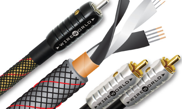 Advanced Coaxial Digital Cables from Wireworld