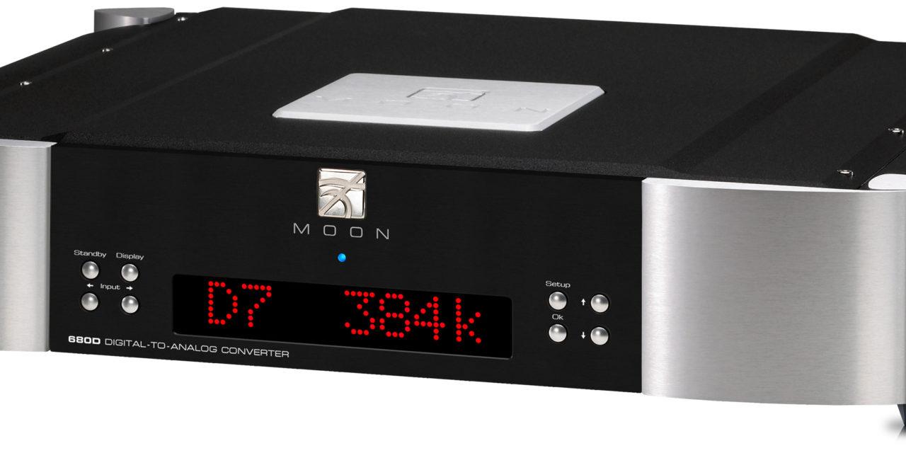 Simaudio's NEW Moon 680D Streaming DAC