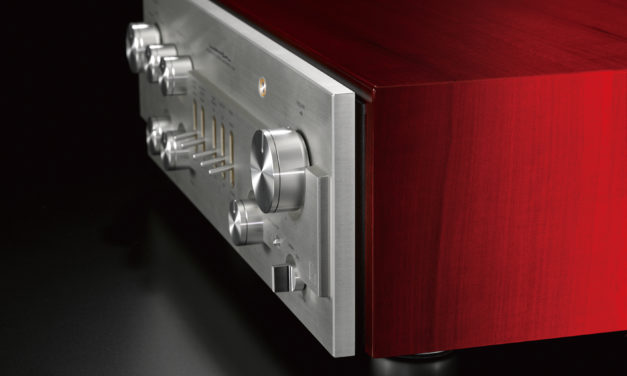 Luxman's New Flagship – The CL-1000 Vacuum Tube Control Amplifier