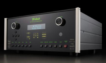 McIntosh Unveils Next Generation Home Cinema Devices