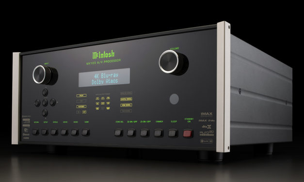 McIntosh Unveils Next Generation Home Cinema Devices