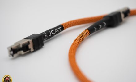 The JCAT Signature LAN – A $1,000 Ethernet Cable