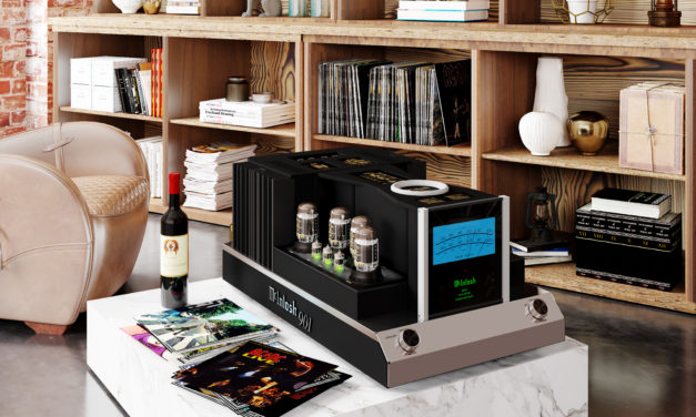 The One-Of-A-Kind McIntosh MC901 Amplifier