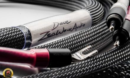 ZenWave Audio's SCR-14 Speaker Cables – A Giant Killer?