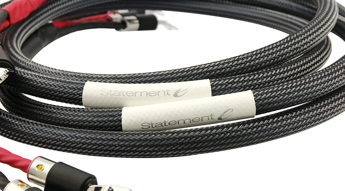 Audio Art Cable Statement e SC Cryo Speaker Cable