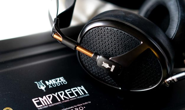 $3,000 Meze Empyrean Headphones Review