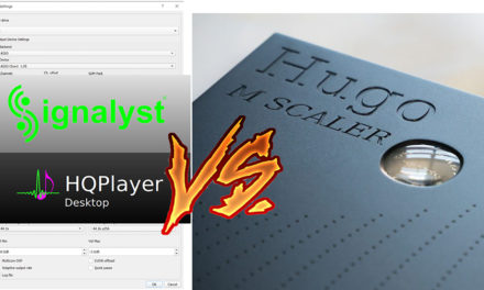 HQPlayer – Better Than a $5,000 Upscaler?